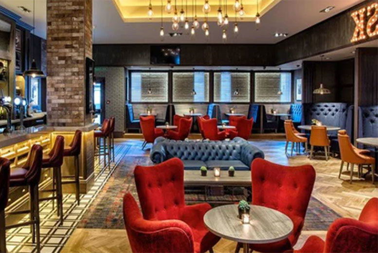 Restaurants & Bars: Afternoon Tea for 2 & Prosecco @ 4* DoubleTree By Hilton Hotel – Weekend Buffet Upgrade!
