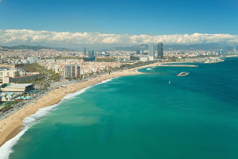 European City Breaks: Spanish City Escape & Flights - Visit Barcelona & Madrid!