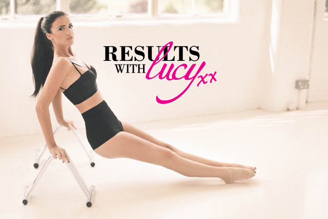 £5 instead of £12.99 (from ResultsWithLucy.com) for a five-week subscription to fitness website - save 62%