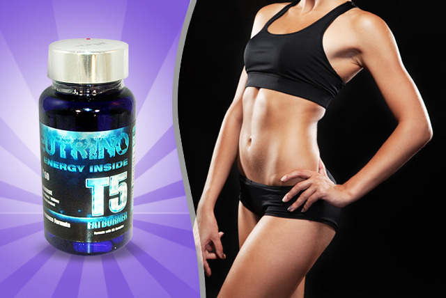 £19 instead of £32 (from GB Supplement) for 60 T5 NEUTRINO 'Fatburner' supplement capsules - save 41% + DELIVERY INCLUDED