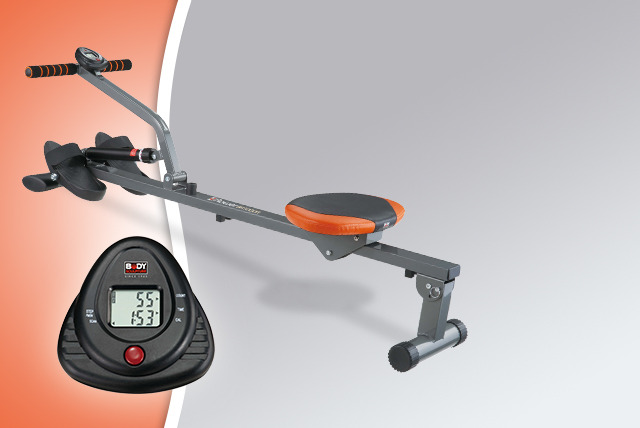 £59.99 for a Body Sculpture rowing machine from Wowcher Direct.