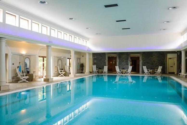 £99 (at 4* Tre-Ysgawen Hall Hotel & Spa) for a 1nt stay for 2 inc. leisure facility access & b'fast, £179 for 2nts, £269 for 3nts - save up to 40%