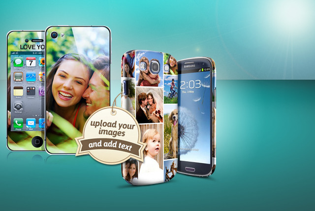 £8.99 instead of £18.97 (from Wrappz.com) for a personalised phone case for your iPhone, Blackberry, Samsung or HTC phone - save 53%