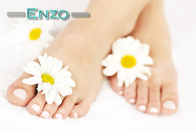 £19 instead of £60 for an  intensive pedicure and foot callus treatment at Enzo Beauty, Acton Town - save a smooth 68%