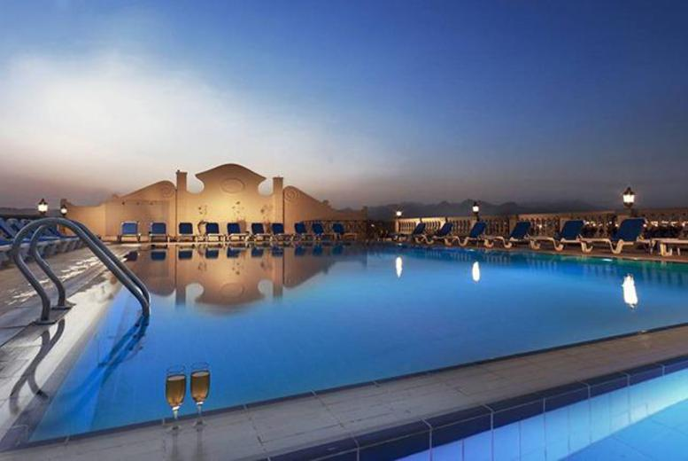 From £299pp instead of up to £461.17pp (from iFly) for a 4-5* 5nt all-inc. Egyptian break inc. tour & flights, from £339pp for 7nts - save up to 35%
