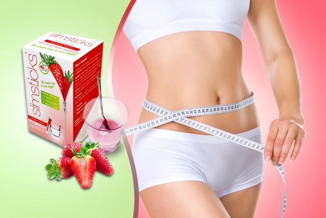 £12.99 instead of £24.99 (from Slimsticks) for 30 strawberry-flavoured 'Slimsticks' - save 48% + delivery is included!