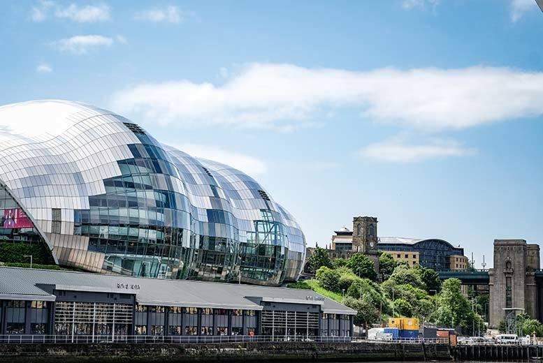 Restaurants & Bars: Sage Gateshead Afternoon Tea For 2 or 4