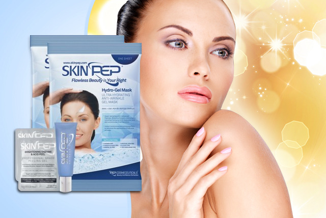 £8.99 instead of £17.98 (from SkinPep) for 2 luxury collagen facial treatment sets, or £24.99 for 4 sets - save up to 50%