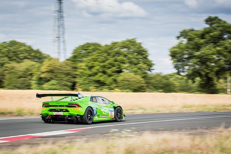 Activities: 14-Lap Lamborghini Huracan Super Trofeo Driving Experience