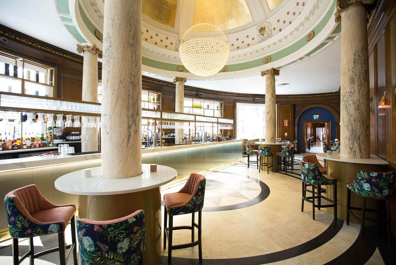 Restaurants & Bars: Afternoon Tea for 2 @ 4* Grand Central Hotel - Prosecco Option!