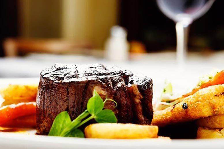 Restaurants & Bars: 2-Course Steak Dining & Cocktail For 2, Printworks MCR
