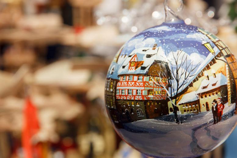European City Breaks: 2-3nt German Christmas Market Break & Flights - Choice of 9 Cities!