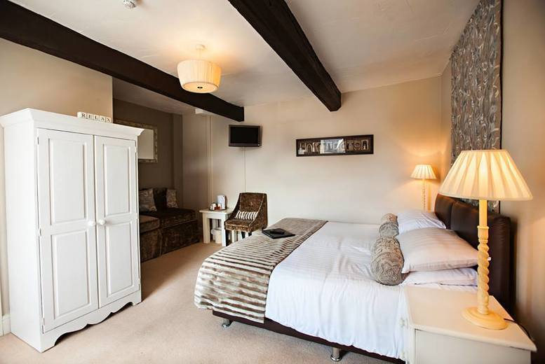 Spas & Country House: 1-2nt Stay & Breakfast for 2 @ 4* Charles Cotton Hotel, Peak District