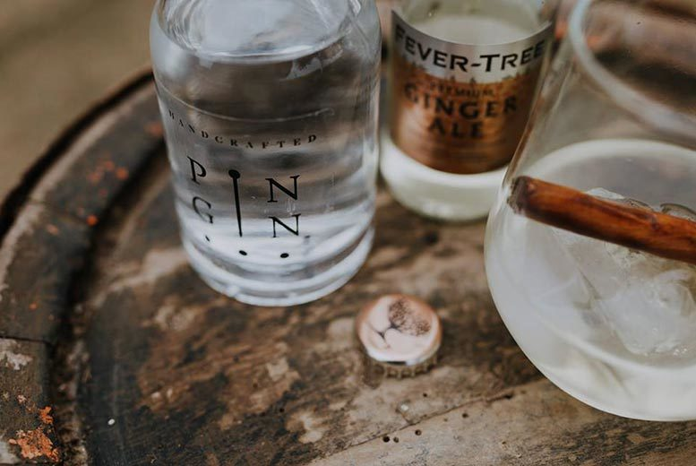 Activities: Gin Distillery & Tasting Tour, Louth – For 1 or 2!