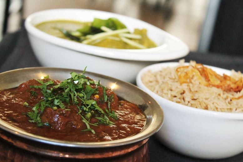Restaurants & Bars: 4-Course Gourmet Indian Banquet for 2 @ Praza, Edgbaston