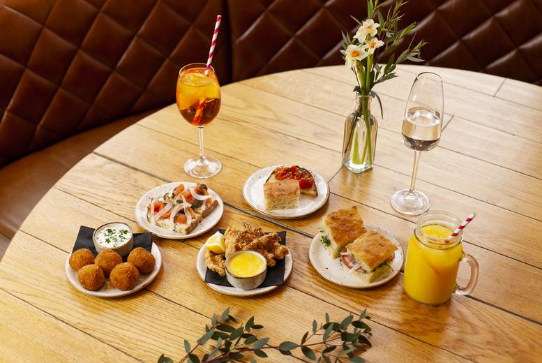 Restaurants & Bars: Celebrity Chef Afternoon Tea for 2 @ Hotel Indigo, Kensington