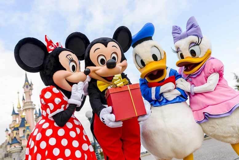 European City Breaks: Disneyland Paris & Flights or Eurostar - Optional Park Tickets!