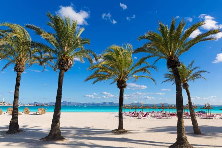 Beach Holidays: All-Inclusive Mallorca Getaway - Last Minute Oct 2019 Dates!