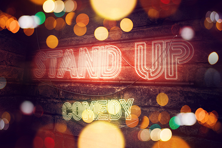 Entertainment: DC Comedy Club Tickets for 2 - 3 Show Dates!