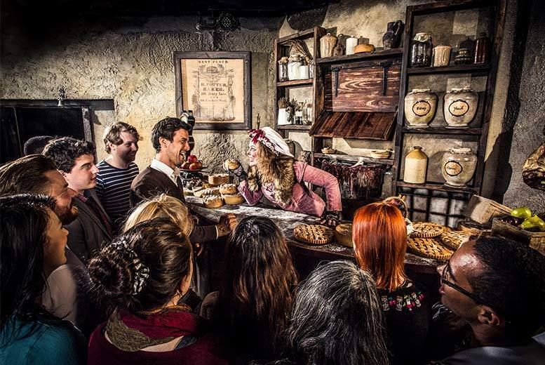 Activities: Entry to The London Dungeon - Weekend Availability!