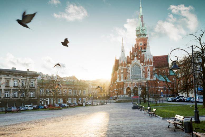 European City Breaks: 4* Krakow City Escape, Breakfast & Flights