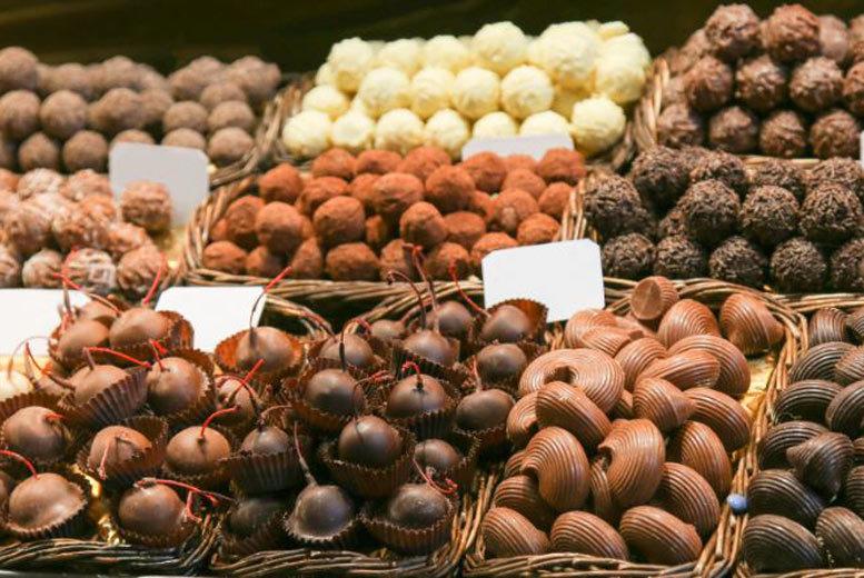 European City Breaks: 4* Perugia Plaza Hotel & Flights - Chocolate Festival Dates!
