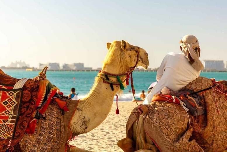 European City Breaks: 4* All-Inclusive Marrakech Spa Escape & Flights