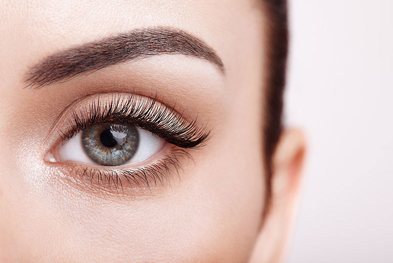 SemiPermanent Individual Lash Extensions @ ZAKU Cosmetics, Epsom