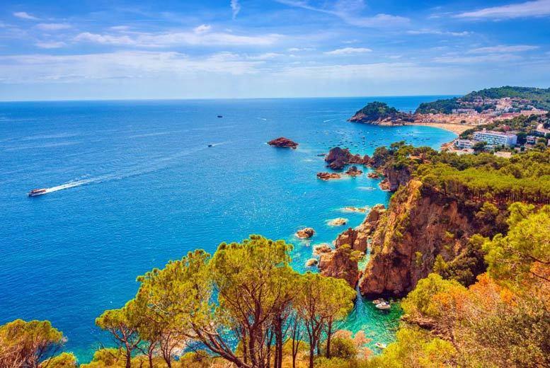 Beach Holidays: All-Inclusive Costa Brava Beach Holiday & Flights