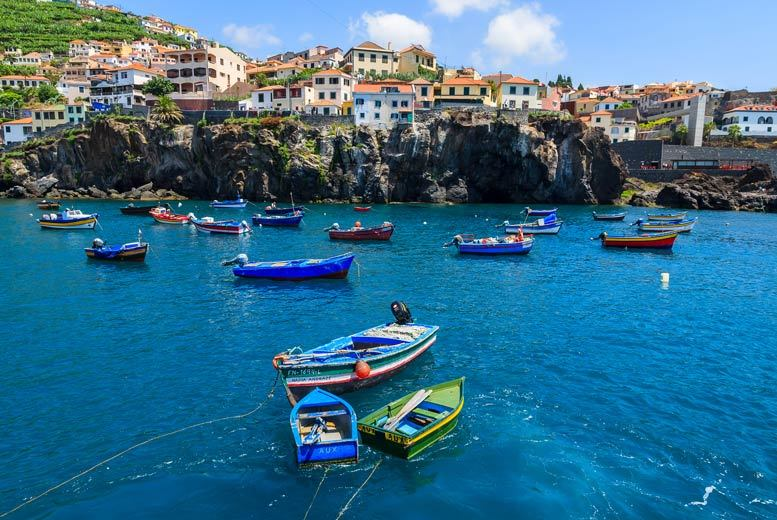 Beach Holidays: 5* Half-Board Madeira Escape & Flights - Dates till May 2020!