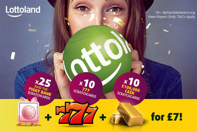 Entertainment: 45 Online Scratchcards from Lottoland
