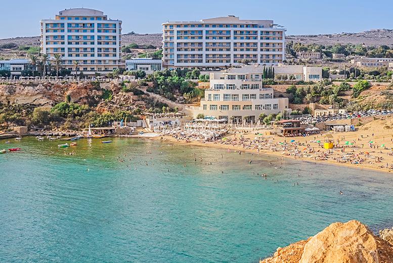 Beach Holidays: Charming Malta Getaway & Flights - St Paul's Bay Locations!