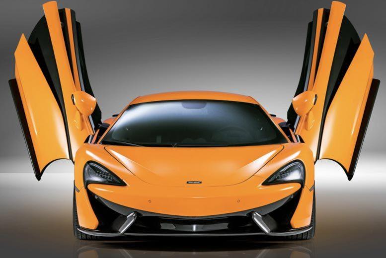 Activities: 3 Lap McLaren Driving Experience - 15 Locations!
