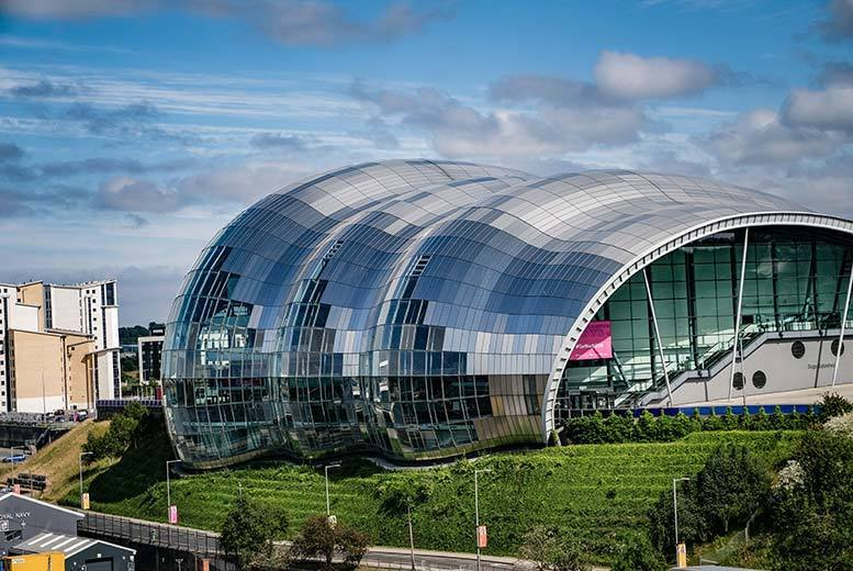 Restaurants & Bars: Sage Gateshead 2-Course Sunday Lunch For 2 or 4