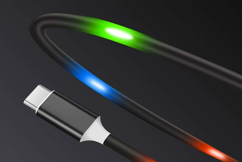 1 or 2 Voice Control Lightning Cables