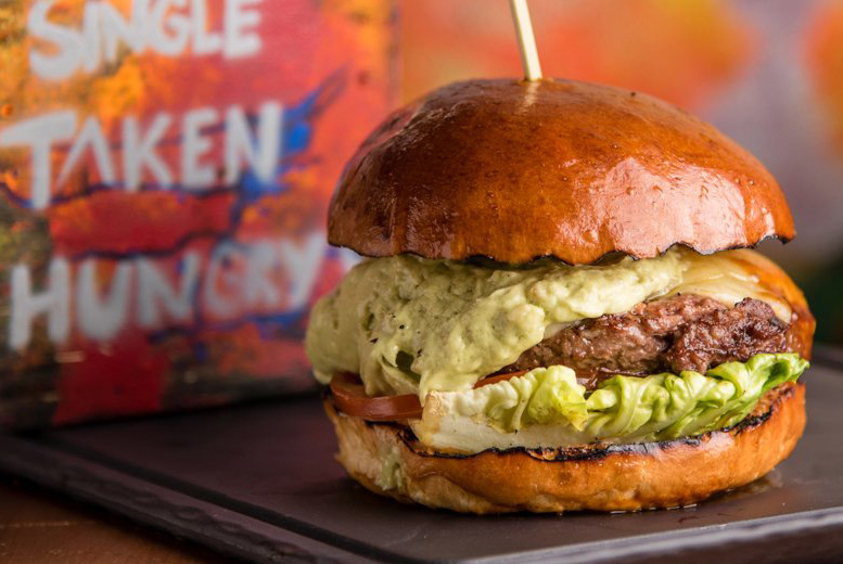 Restaurants & Bars: Burger, Chips & Drink For 1 @ Band of Burgers, Brick Lane