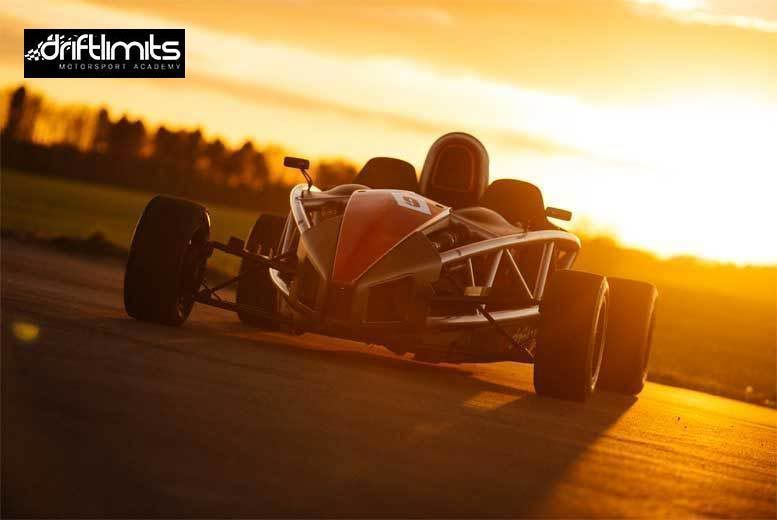 Activities: 14-Lap Supercharged Ariel Atom Driving Experience