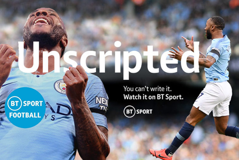 Entertainment: 35% Off 12mth BT Sport Subscription on Sky TV & 3 Months Sky HD