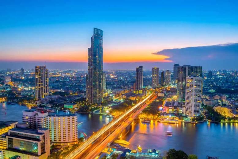 Long Haul & Cruises: 9nt Bangkok, Phuket & Phi Phi Trip, Flights & Ferry