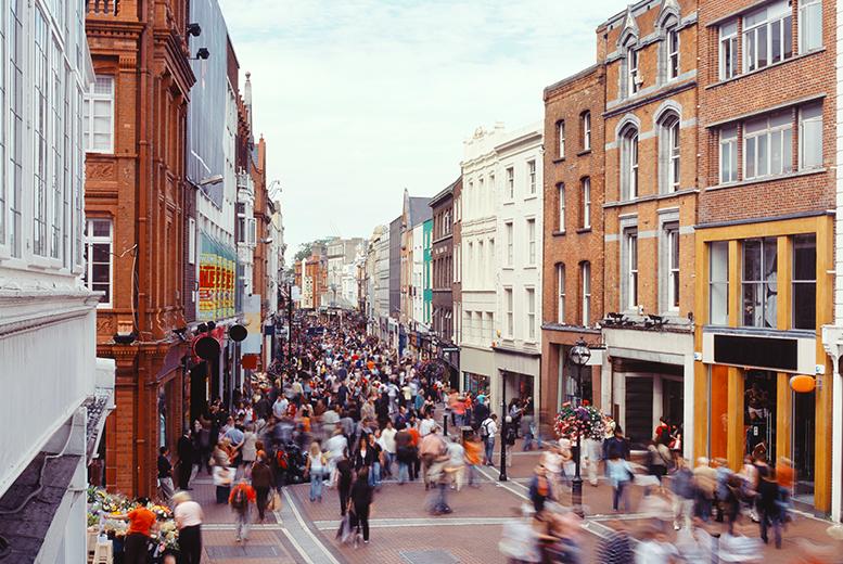 European City Breaks: Dublin Christmas Market Getaway & Flights - 4* Hotel Option!