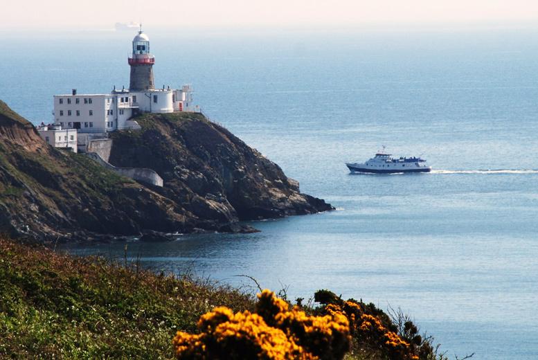 Entertainment: Choice of Dublin Bay Cruise for 2, 3 or 4