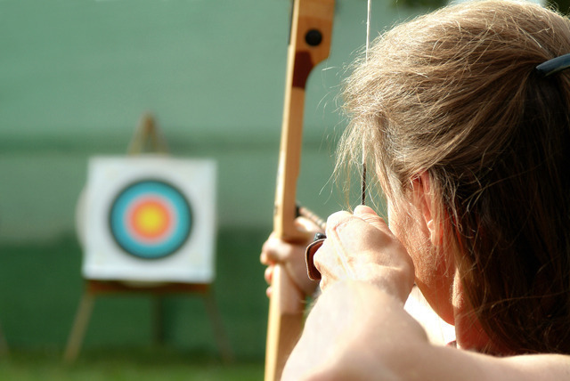 £25 instead of £50 for a 2½ hour air pistol, rifle shooting and archery experience at Garlands Leisure, Atherstone - save 50%