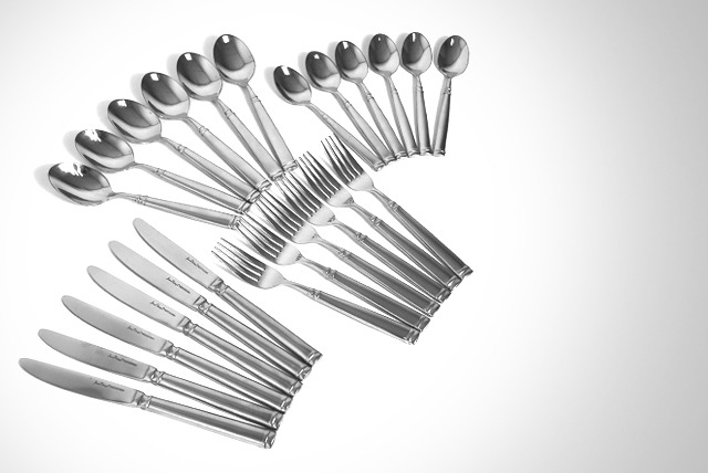 £29.99 instead of £79.99 (from Jean-Patrique) for a 24-piece stainless steel Athena cutlery set - save 63%