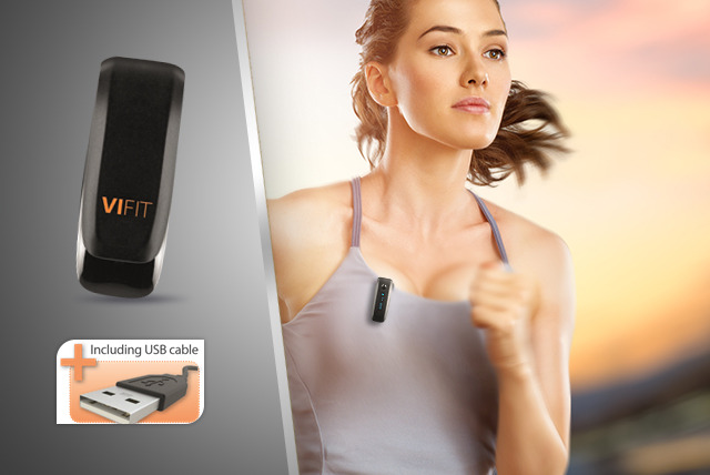 £34.99 instead of £79.99 (from Medhealth Supplies) for a Vi Fit Activity Tracker - save 56%