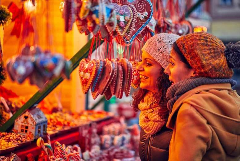 European City Breaks: Copenhagen Christmas Market Break, Flights & Breakfast