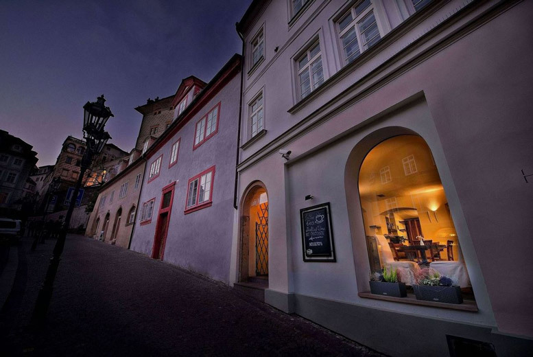 European City Breaks: 4* Boutique Prague Stay, Breakfast & Flights - Award-Winning Hotel