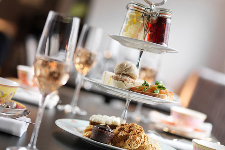 Restaurants & Bars: Afternoon Tea For 2 @ Lacey's Bistro, Codsall - 4 Options!