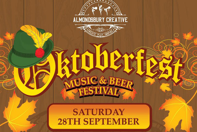 Activities: Oktoberfest Almondsbury Tkt inc. Beer, Bratwurst & Pretzel