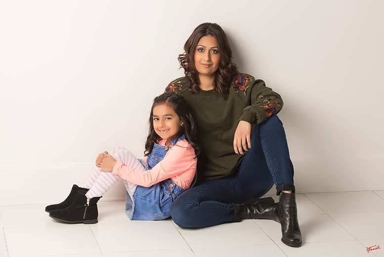 Activities: Mother & Daughter Makeover Photoshoot & 2 Prints - Over 70 Locations!