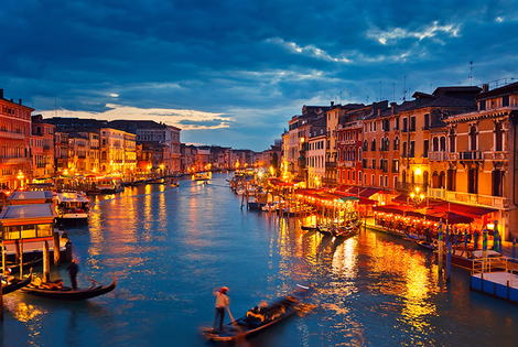From £69pp (from Tour Center) for a two-night mystery Italy break with return flights, from £109pp for three nights, from £129pp for four nights!